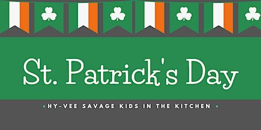 St. Patrick's Day: Kids in the Kitchen!