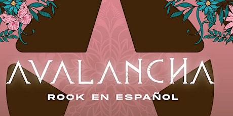 Avalancha tickets