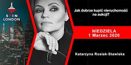 Spotkanie SPIN London - Społeczność Polskich INwestorów tickets