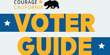 Who the hell am I voting for? A guide to voting with Courage in California! tickets