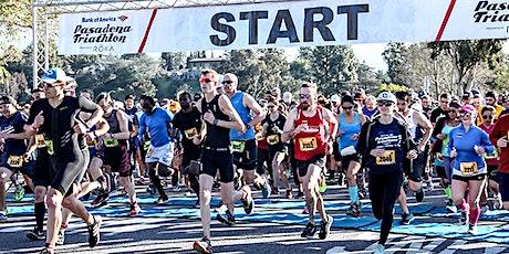 Volunteer at Pasadena Triathlon, Duathlon & Angel 5k! tickets