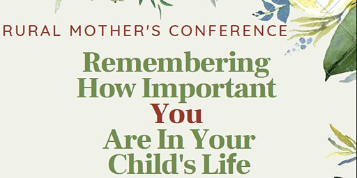 Rural Mother's Conference