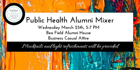 Public Health Alumni Mixer tickets