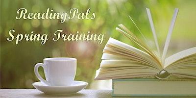 ReadingPals Spring Training 2020