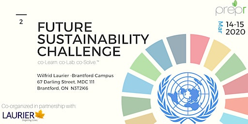 Future Sustainability Challenge - 2020 - Spring Edition