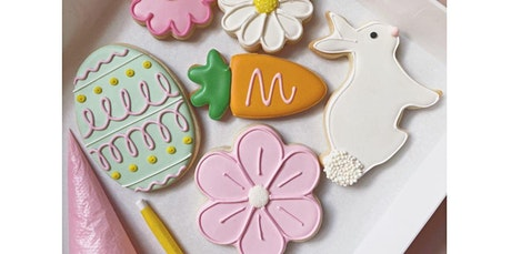 Spring Cookie Decorating with XO Bakes (04-11-2020 starts at 1:00 PM) tickets