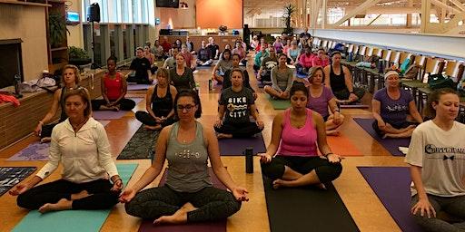 Free Morning Yoga at Schnucks Des Peres