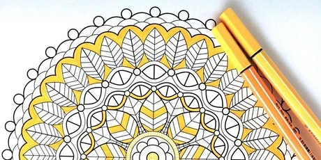 Postponed Coloring Club for  Adults tickets