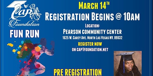 Cap1 Foundation Annual 5K Fun Run & Walk