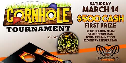 Spring  Cornhole Tournament