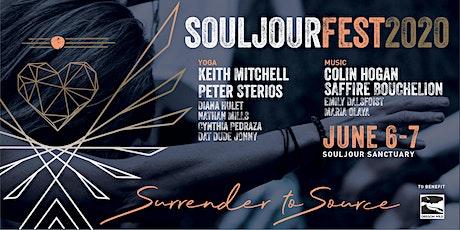 SoulJour Fest 2020: Surrender to Source. Yoga, Music, Vegan Fare, Give Back tickets