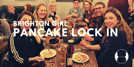 Brighton Girl Pancake Lock In
