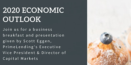 2020 Economic Outlook with Scott Eggen tickets
