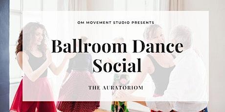 Ballroom Dance Social tickets