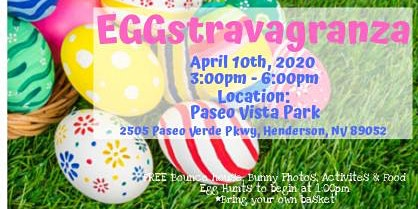 Bush Realty Group Annual Eggstravaganza
