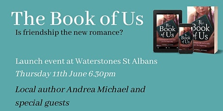 THE BOOK OF US LAUNCH- Discussing 'Is friendship the new romance?' with **special guests!** tickets