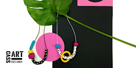 Summer Clay Necklace Workshop with Sophie Filomena tickets