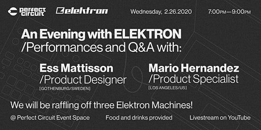 An Evening With Elektron