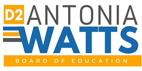 Antonia Watts for HCPSS BOE District 2, Campaign Kickoff Event