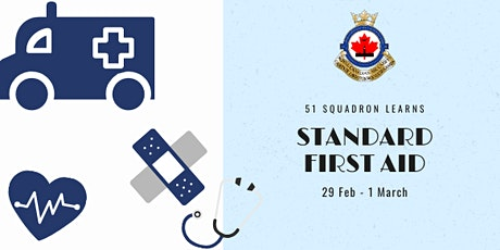 Standard First Aid Course tickets