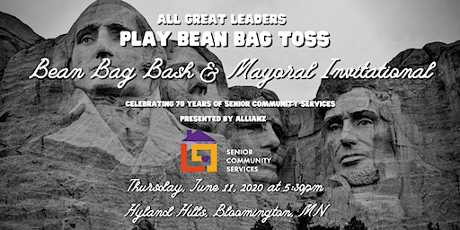 Senior Community Services' Bean Bag Bash presented by Allianz
