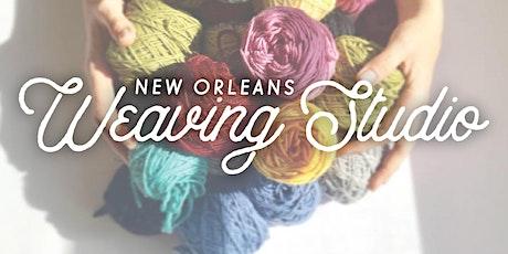 Floor Loom Weaving Workshop 3/12 tickets