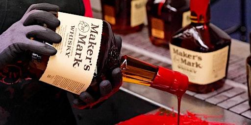 Maker's Mark Whiskey Tasting