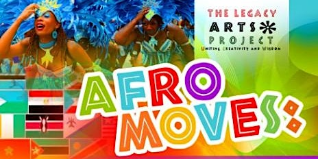 Afro Moves: Flags Up, A Carnival Workshop