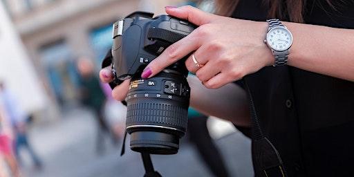 Creative Net: Get Off Auto - Digital SLR Photography Simplified