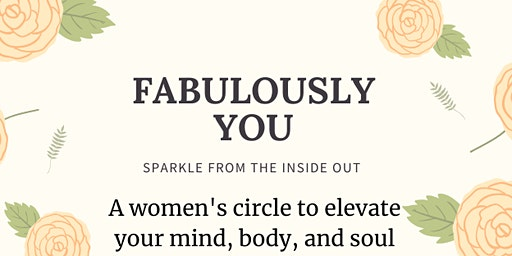 Fabulously You: Women's Workshop for Self-Love