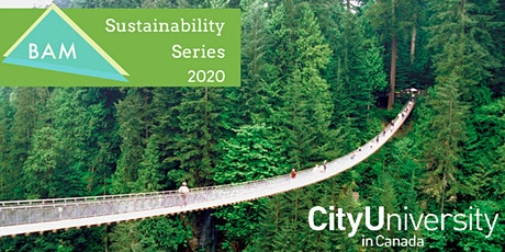 Sustainability Series Online: Maureen Cureton Manager of Sustainability at HSBC Canada tickets