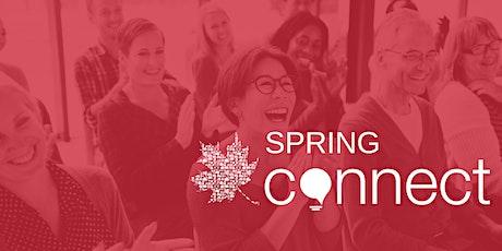 Sutton Spring Connect 2020 - Toronto tickets