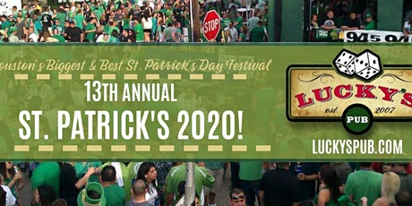 St. Patrick's Day Festival 2020 - Downtown tickets