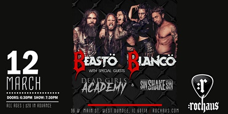 Beasto Blanco tickets