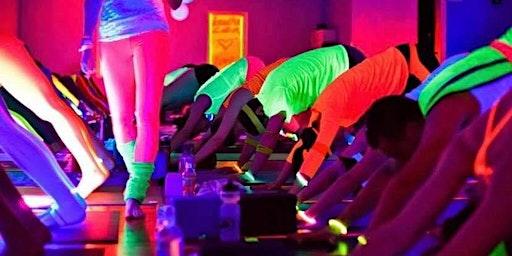 Cryo-Yoga Glow Flow Party!