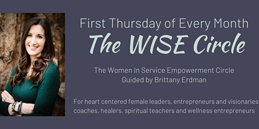 The WISE Circle - The Women In Service Empowerment Circle March 5, 2020