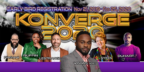 2020 KO Konverge Conference tickets