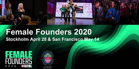 Female Founders 2020 tickets