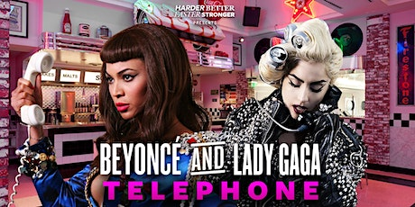 Telephone: Beyonce & Lady Gaga Glitter Ball NYC [POSTPONED FROM 4/24] tickets