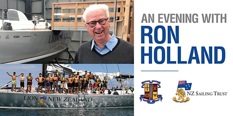An Evening With Ron Holland tickets