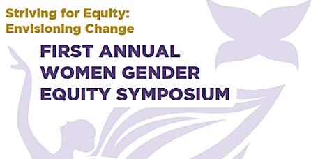 Striving for Gender Equity: Envisioning Change