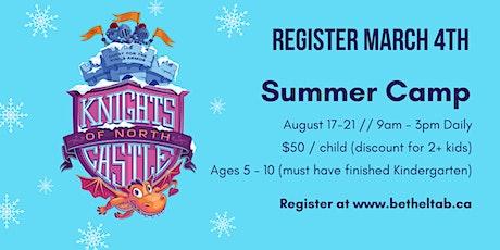 Bethel Kids Summer Camp 2020 tickets