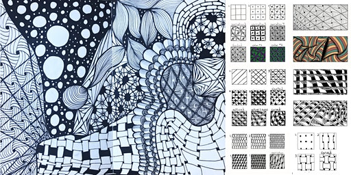 Handmade Happy Hour - Doodling Patterns with Nurelle Creations
