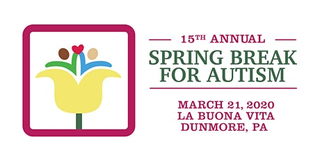 15th Annual Spring Break for Autism Fundraiser tickets