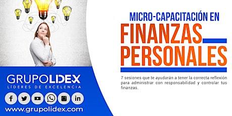 Finanzas Personales entradas