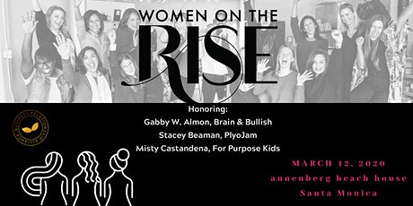 Women on the Rise Luncheon - Networking for a Good Cause tickets