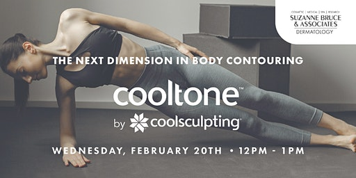 The Next Dimension in Body Contouring - CoolTone® by CoolSculpting® - Lunch & Learn