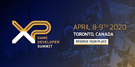 XP Game Developer Summit 2020 tickets