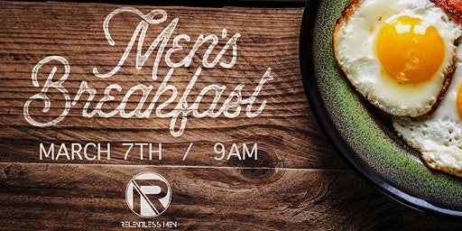 World Revival Church Men's Breakfast