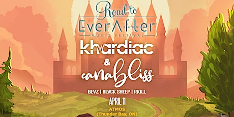 Road to Ever After Music Festival | Khardiac & Canabliss at Atmos tickets